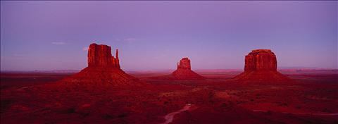 Monument Valley(Afterglow)